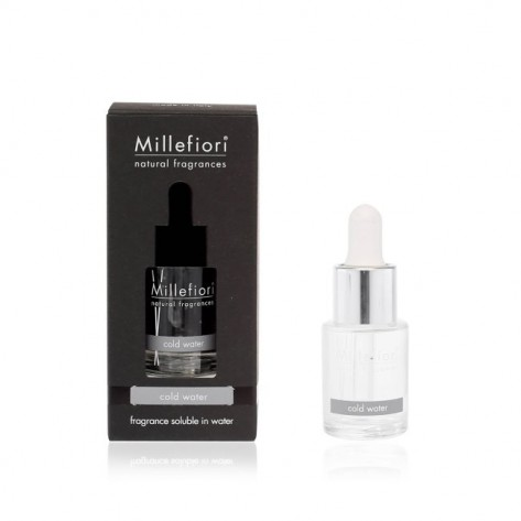 MILLEFIORI NATURAL FRAGRANCE S.IN WATER COLD WATER