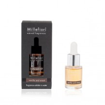 MILLEFIORI NATURAL FRAGRANCE S.IN WATER VANIL/WOOD